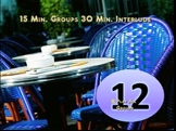 Classroom Management DVD Group Rotations Timer 10 Minute [
