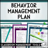 Four-Tier Behavior Management Plan (Grades 6, 7, 8, 9)