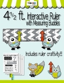 Classroom Ruler for Measuring Inches and Centimeters - Inc