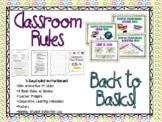 Classroom Rules: Back to Basics (Explicit Instruction) 5-Day Unit