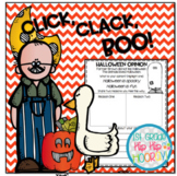 Click, Clack, Boo...A Halloween Treat for YOU!!