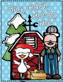 Click, Clack, Ho! Ho! Ho!...Santa's on the way you know!
