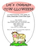 Click, Clack, Moo: Cows That Type... Cross-Curricular Activities!
