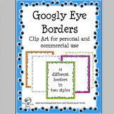 Clip Art Borders - Googly Eyes