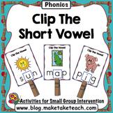 Clip The Short Vowel