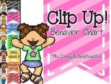 Clip Up! {Behavior Chart}