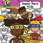 Clipart: Super Hero Kids