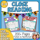 Close Reading Bundle