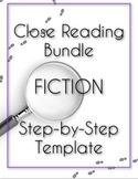 Close Reading Bundle FICTION