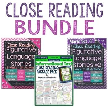 https://www.teacherspayteachers.com/Product/Close-Reading-Bundle-for-Grades-4-8-Bundle-Palooza-Lovin-Lit-1841061