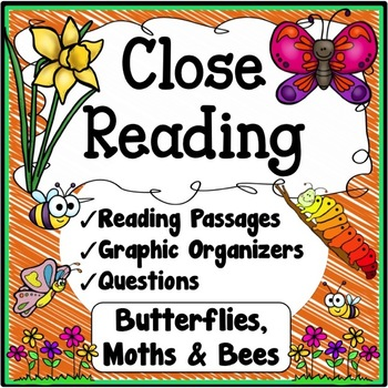 Close Reading Passages