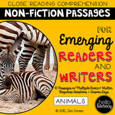 Close Reading Comprehension for Emerging Readers & Writers