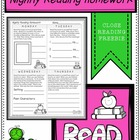 Close Reading:  Daily Reading Practice