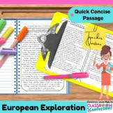 European Exploration