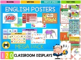 72 Professional Literacy Posters for your classroom or home