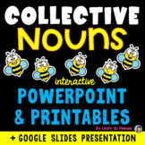 Collective Nouns {PowerPoint & Worksheets}