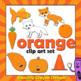 Color Clip Art: Color Clipart Bundle