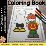 Color For Fun - October