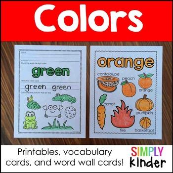 Colors*
