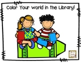 Color Your World in the Library