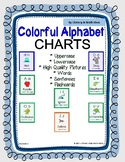 Colorful Alphabet Chart
