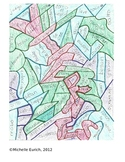 Coloring Activity Imperfect, Preterite, Present Practice