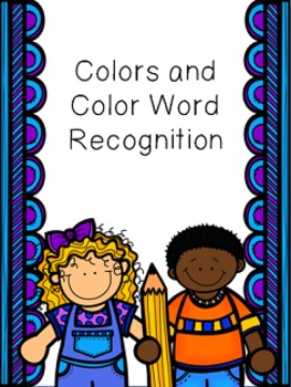 Colors and Color Word Recognition