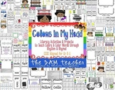 Colors in My Head: Rhythm & Rhyme Literacy Activities
