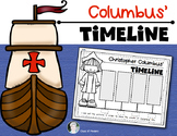 Columbus Day Timeline for {Kindergarten and First Grade} S