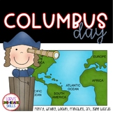 Columbus Day for Kids