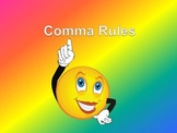 Comma Unit:  10 Simple Rules to Remember Commas Forever!
