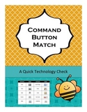 Command Button Match