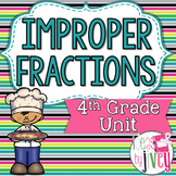 Common Core Aligned 4th Grade Fractions Unit 2