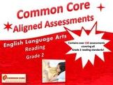 Common Core Aligned Assessment Bank ELA - Reading Grade 2