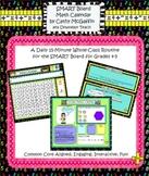 Common Core-Aligned SMART Board Math Calendar for Grades 4-5