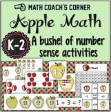 Common Core: Apple Math, A Bushel of Number Sense Activities