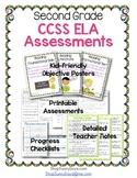 Common Core Assessment Pack - ELA Grade 2