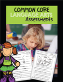 Common Core Assessments ELA  Grade 1