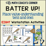 Common Core: Batter Up! Place Value Unit