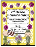 Common Core Daily Practice for Second Grade (May)