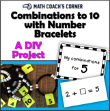 Common Core: Developing Fluency with Number Bracelets