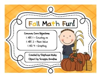 Common Core Fall Math Fun