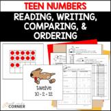 Common Core: Kindergarten Numbers from 11-19