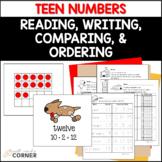 Common Core: Kindergarten Numbers from 11-19
