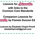 Common Core Lesson for Dinorella by Pamela Duncan Edwards
