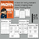 Common Core Math Assessments- First Grade NBT (1.NBT.1, 1.