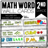 Common Core Math Cards for 2nd Grade