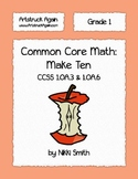 Common Core Math: Make Ten (Grade 1)