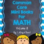 Common Core Math Mini Books FREEBIE