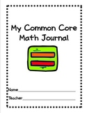 Common Core Math Rotation Cards & Vocabulary Grade 1